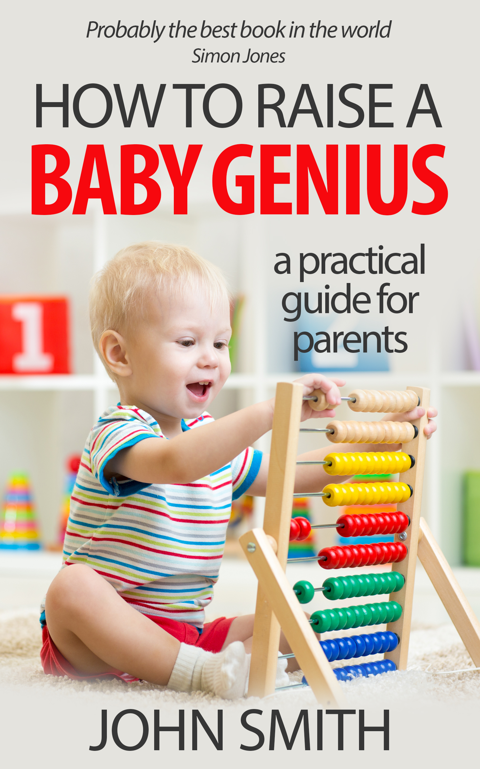 How to Raise a Baby Genius Cover Image
