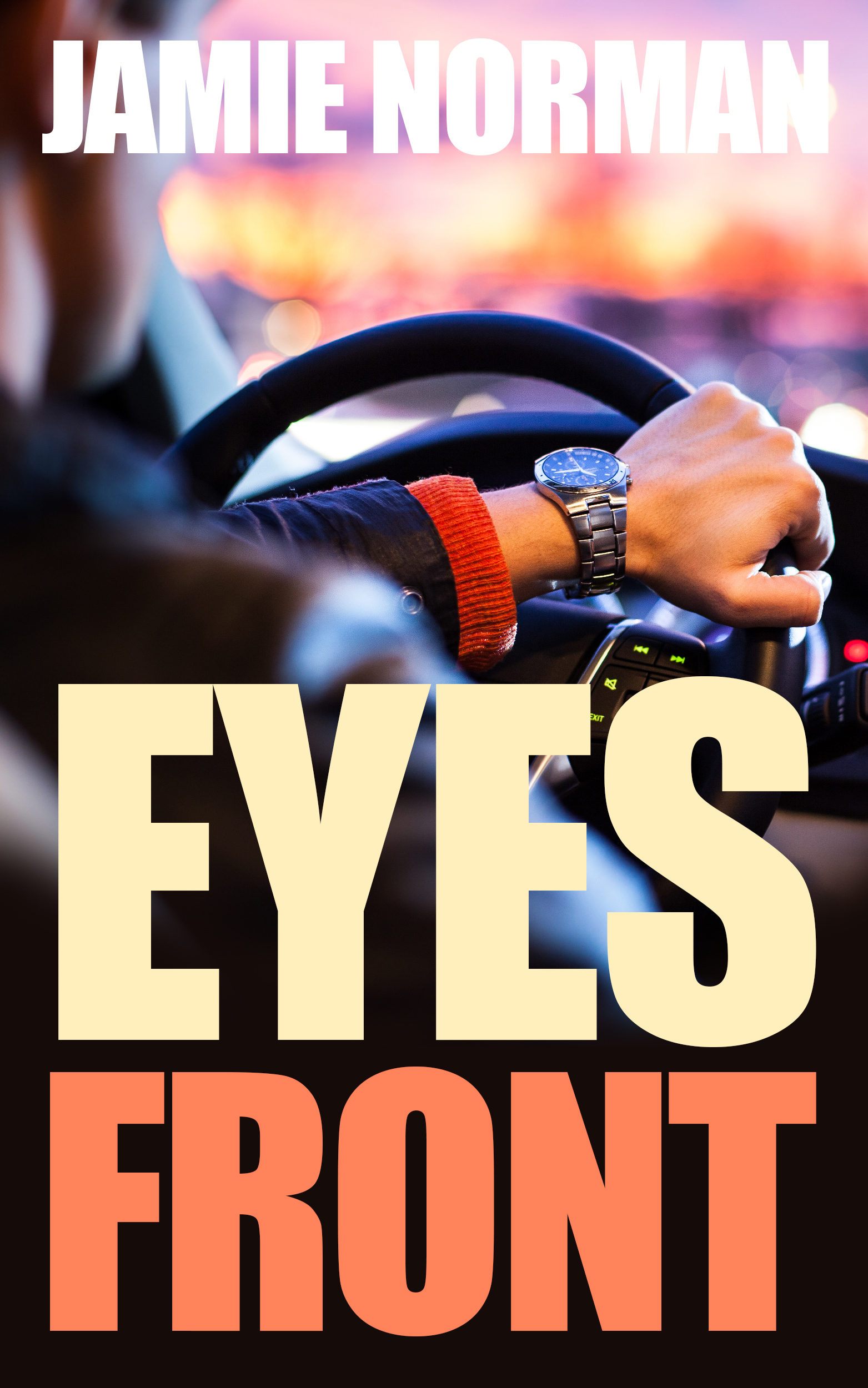 Eyes Front Book Cover