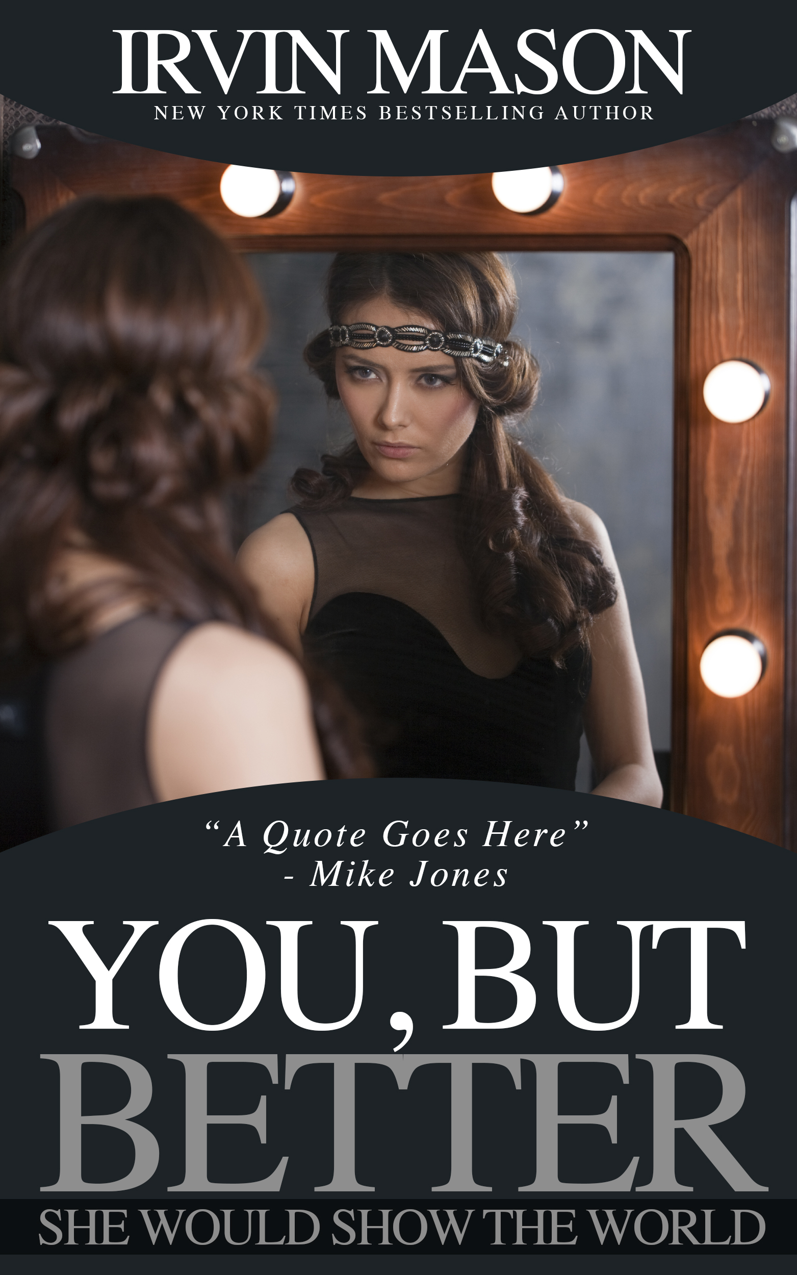 You, But Better Cover